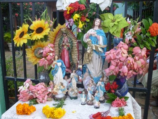 Altar de la Purísima